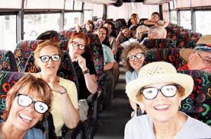 Charter Bus in Atlanta