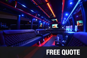 Alpharetta Party Bus Prices