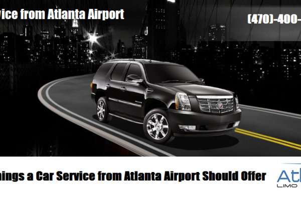 Car Service to Atlanta Airport