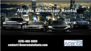 Limousine Service Atlanta