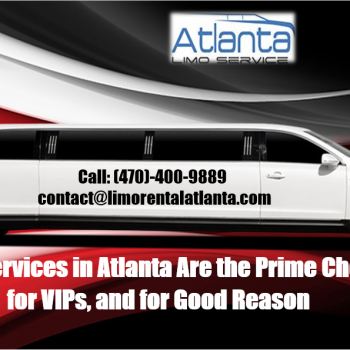 Limo Services in Atlanta GA