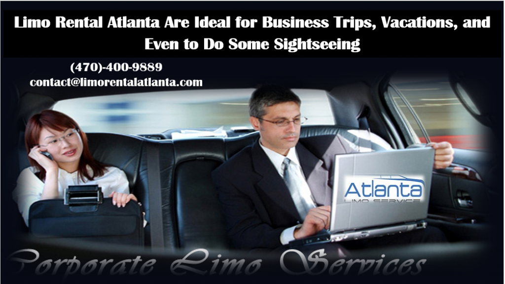 Limo Rental Atlanta GA