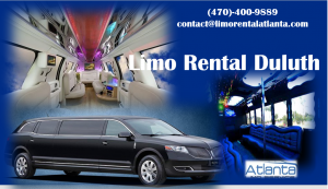 Limo Rentals Duluth