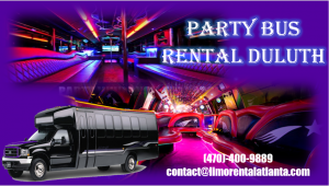 Cheap Party Bus Duluth