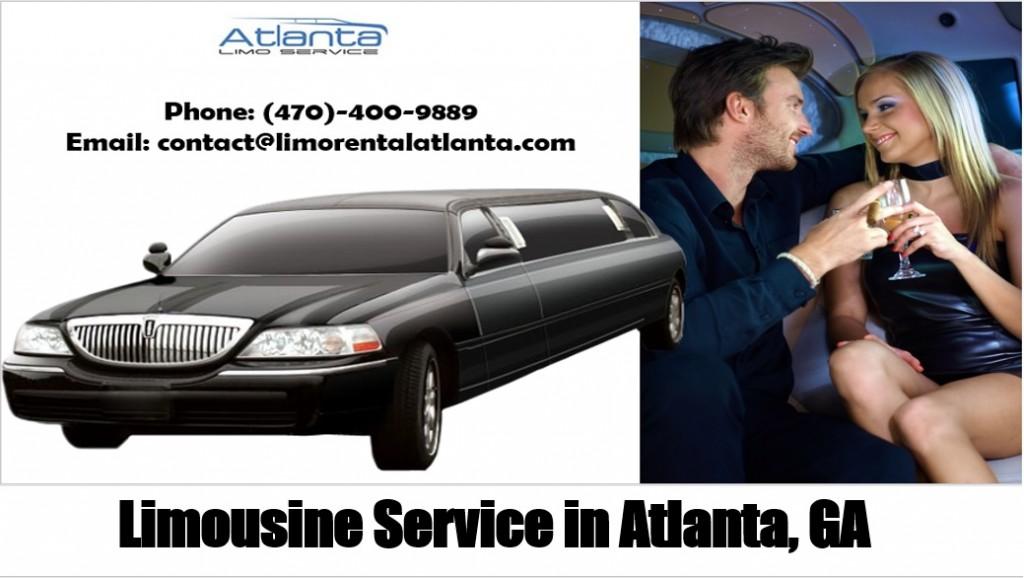 Limousine Service in Atlanta