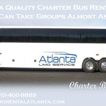 Charter Bus Rental Duluth