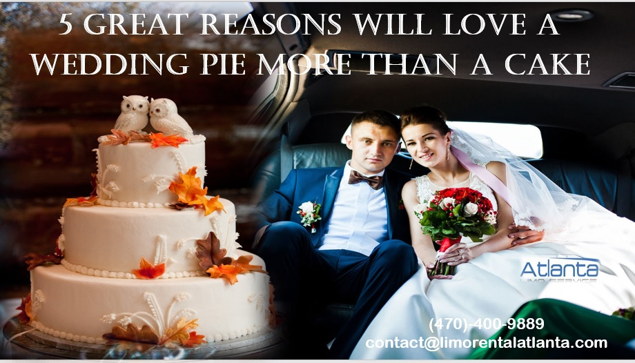 5 Delicious Reasons to Try a Wedding Pie Instead of Cake