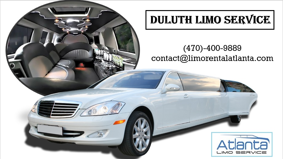 Limo Service in Duluth