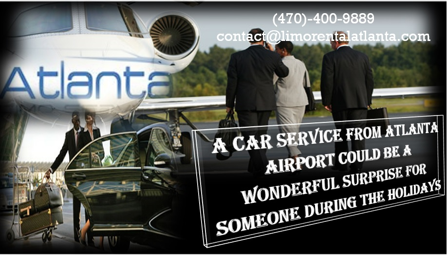 Car Service from Atlanta Airport
