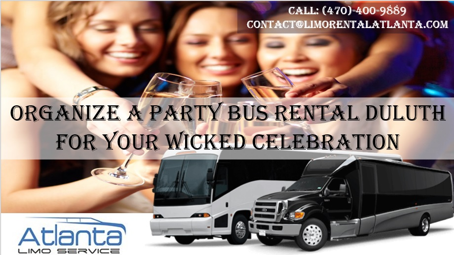 Party Bus Rental Duluth