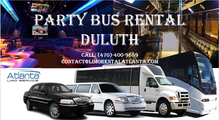 Duluth Party Bus