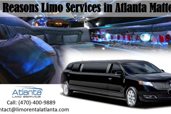 Limo Services in Atlanta
