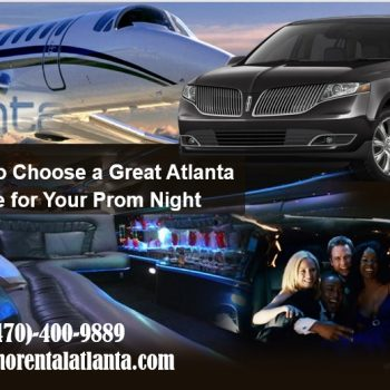 How to Choose the Best Atlanta Car Service for Your Prom Night