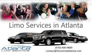 Limo Service in Atlanta