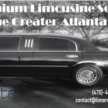 Premium Limousine Service in The Greater Atlanta Area