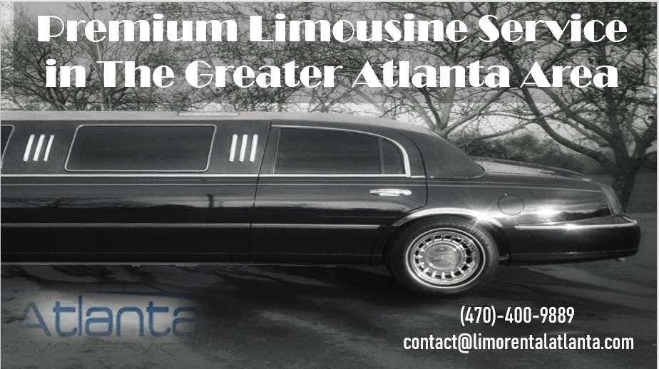 Premium Limousine Service in The Greater Atlanta Area