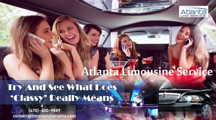 Limousine Rentals Atlanta
