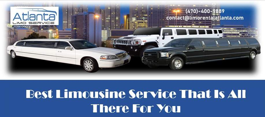 Atlanta Car Service: Best Atlanta Limousine Service That Is All There For You