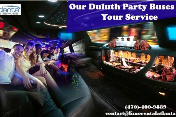 Duluth Party Buses