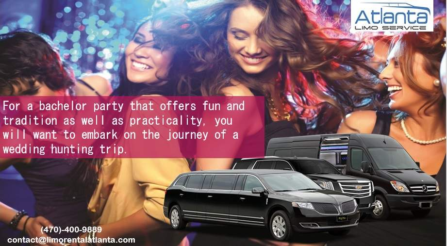 Atlanta limousine rental for party