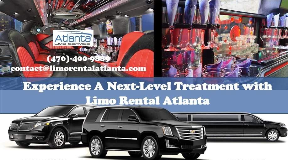 Limo Rentals Atlanta