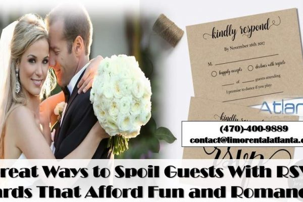 4 Fun Ways to Make Your Wedding RSVP More Than Just a Card