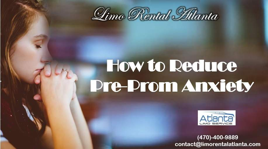 How to Reduce Anxiety at Prom