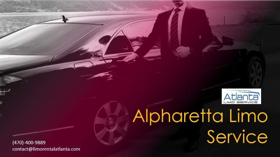 Alpharetta Limo Services