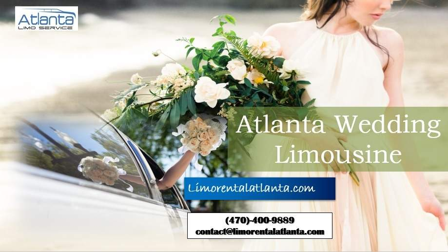 Atlanta Wedding Limousines