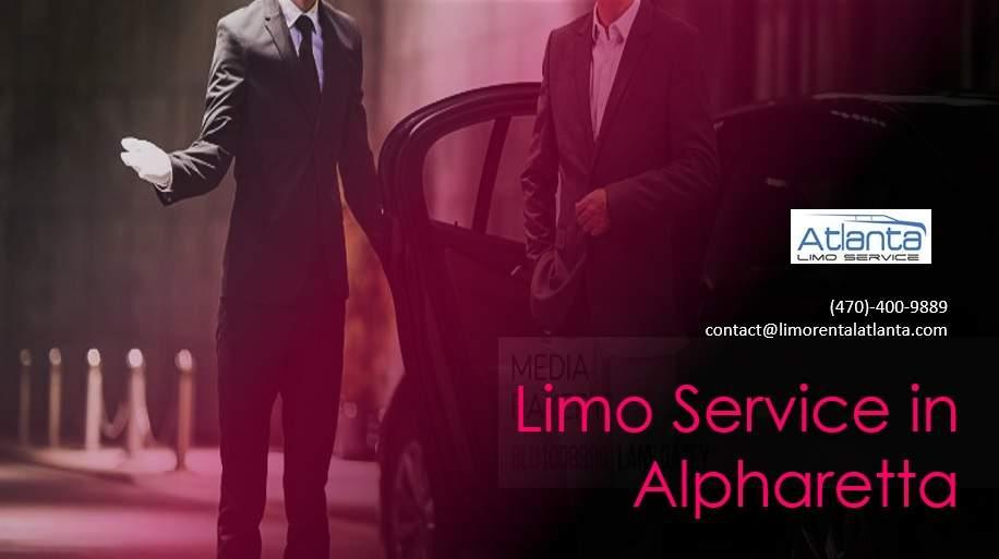 Limo Services Alpharetta