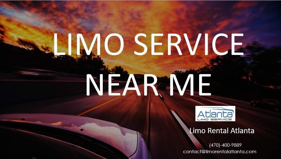 CHEAP LIMO SERVICE NEAR ME