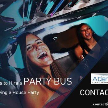 Party Bus Rental Atlanta