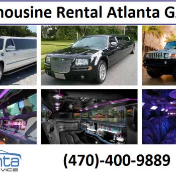 Limo Services Atlanta GA