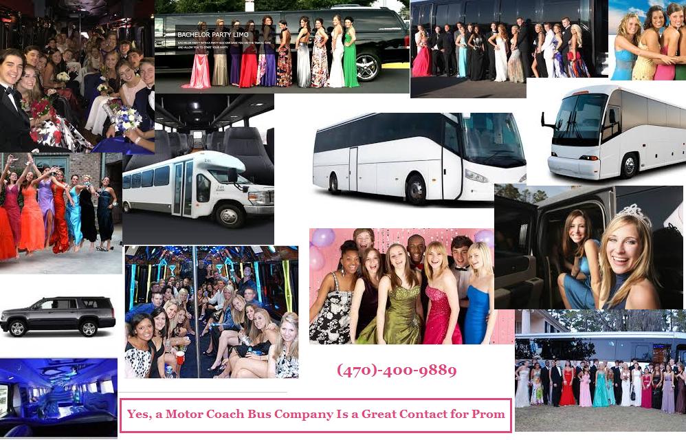 Motor Coach Bus Rentals