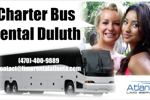Duluth Charter Buses
