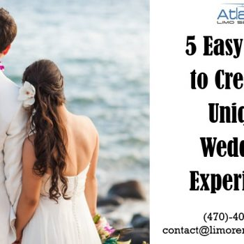 5 Sure Ways to Create an Authentic Wedding Experience