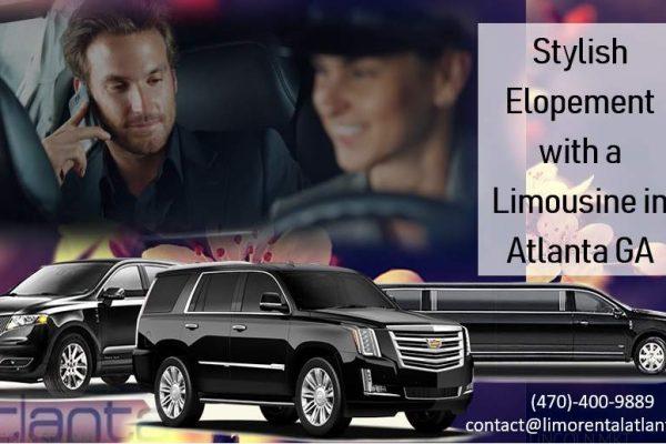 Limousine in Atlanta GA