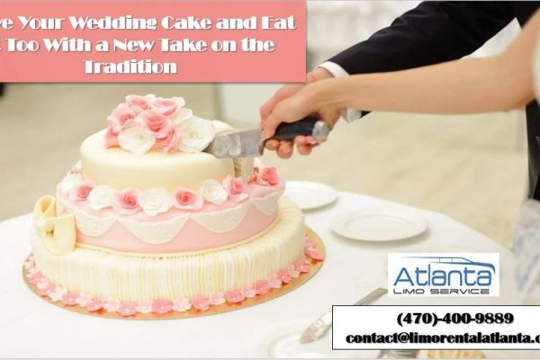 4 Great Reasons to Put Your Own Twist on the Wedding Cake Cutting Tradition